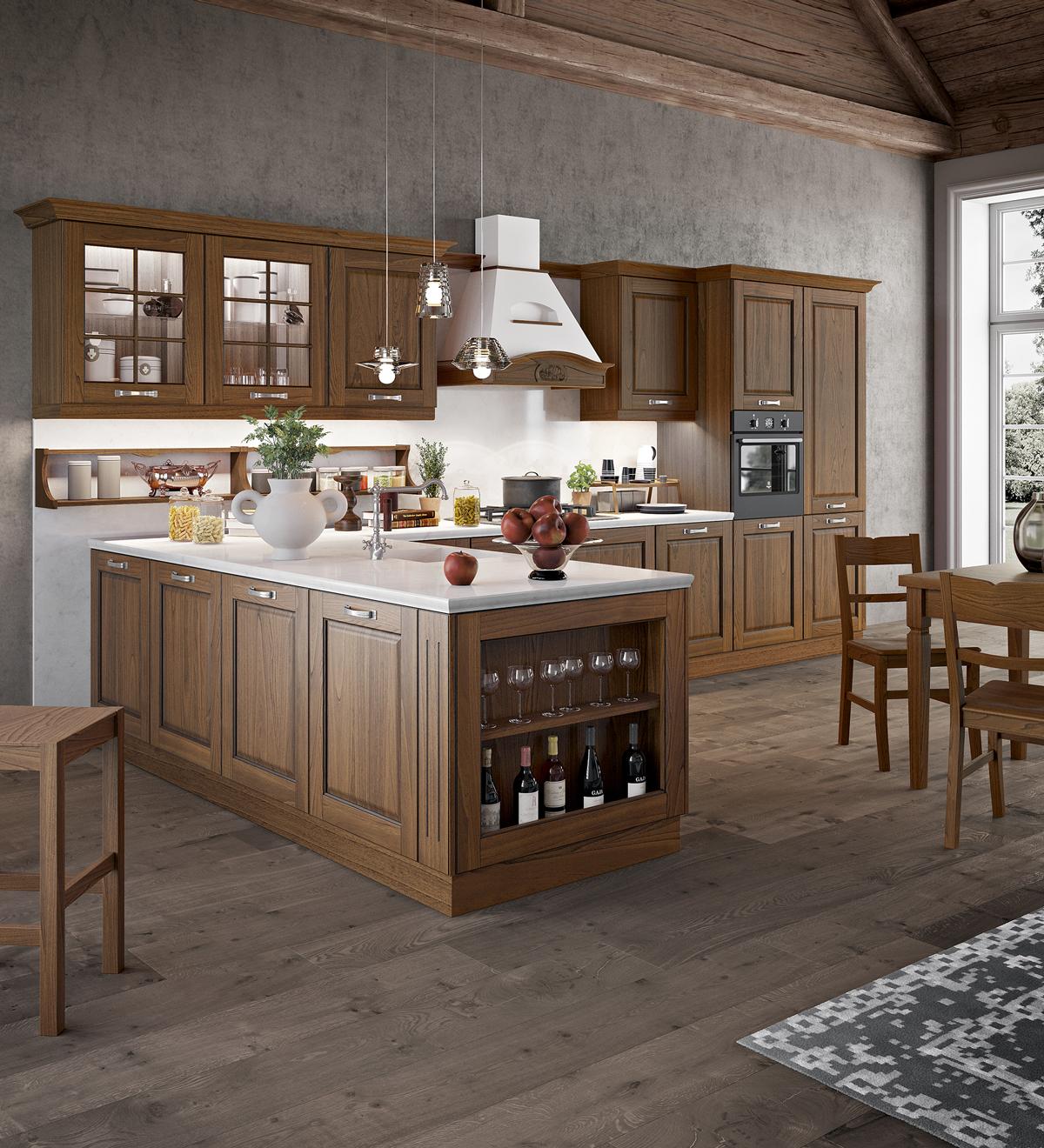Cucine classiche | Arredamenti Mario Bianchi Roma