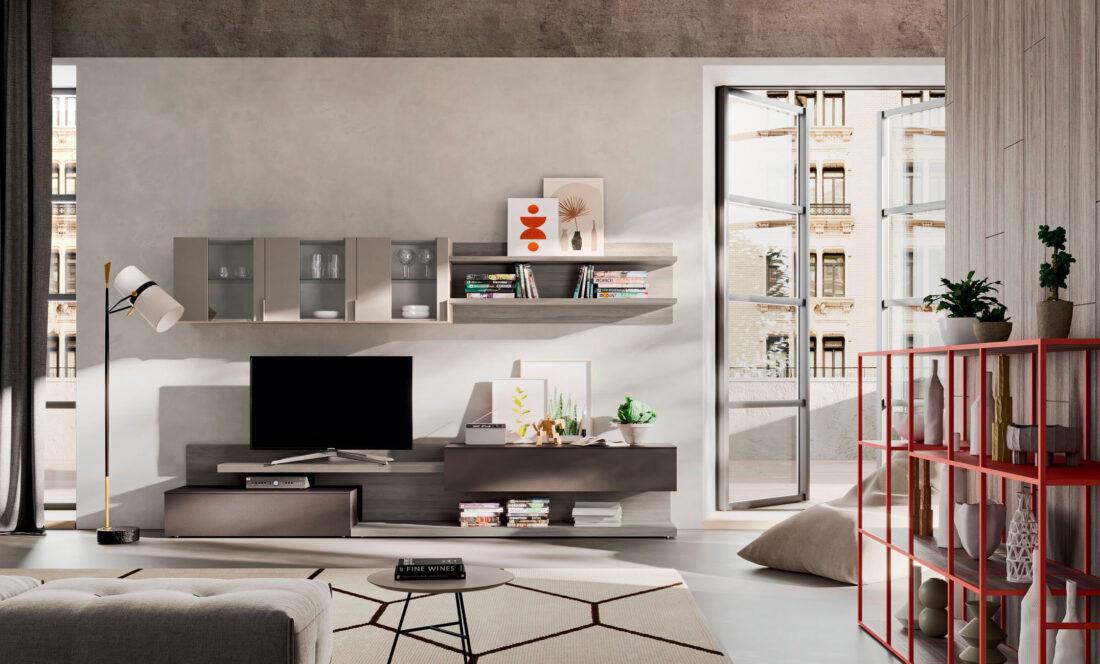 Beautiful soggiorni moderni roma pictures idee for Castellucci arredamenti roma