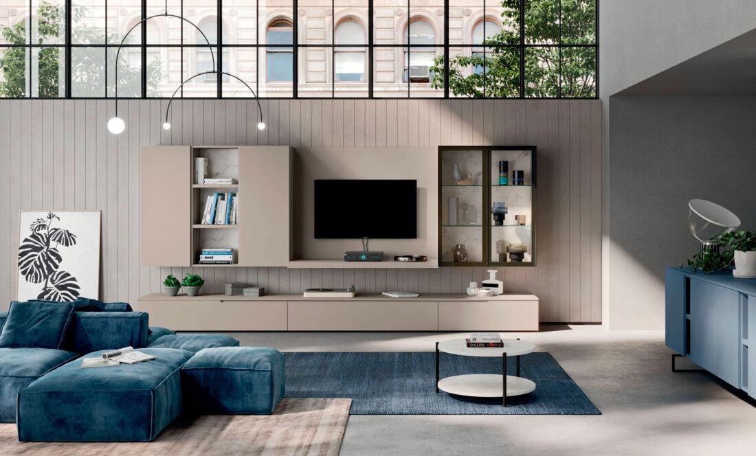 Soggiorni moderni | Arredamenti Mario Bianchi Roma