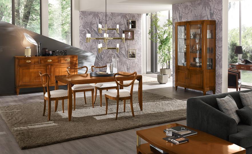 Beautiful soggiorni classici roma photos design trends for Castellucci arredamenti roma